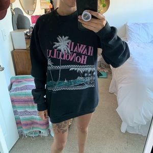 Vintage Hawaii Sweatshirt